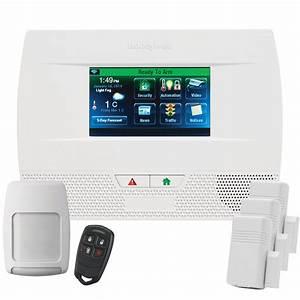 Honeywell L5210 Phone Line  Voip Wireless Alarm System