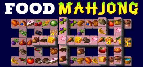 majong cuisine food mahjong 食品麻将 indienova 独立游戏