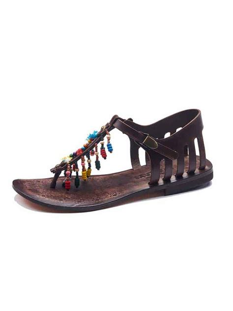 colorful sandals colorful gladiator sandals fashionable leather gladiator