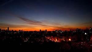 Night Sky City | Wallpapers Gallery