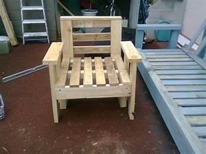Fabriquer Un Fauteuil : superb fabriquer un fauteuil en palette pallette ~ Zukunftsfamilie.com Idées de Décoration