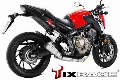 Honda Mk2 Ixrace Cb650f Cbr650f Exhaust Komplettanlage