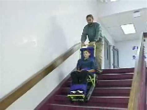 garaventa evacu trac emergency evacuation device chair