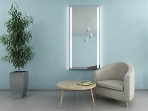 Wandspiegel Mit Licht : mona wandspiegel mit licht online kaufen ~ Orissabook.com Haus und Dekorationen