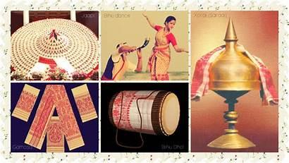 Assam Culture Bihu History Assamese Cultural Symbols