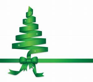 Green Ribbon Christmas Clipart - Clipart Suggest