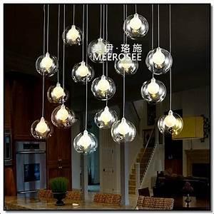 Luminaire Boule Verre : nouveau style lampes verre lighting luminaire suspendu md3232 lustre id de produit 500002316627 ~ Teatrodelosmanantiales.com Idées de Décoration