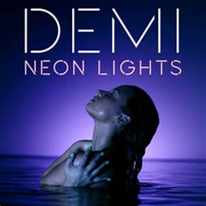 Neon Lights Demi Lovato song