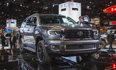 toyota sequoia redesign platinum trd sport price