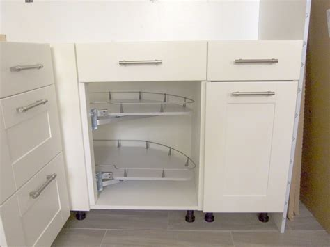 installing cabinet filler pieces kitchen renovation diy installation ikea adel cabinets