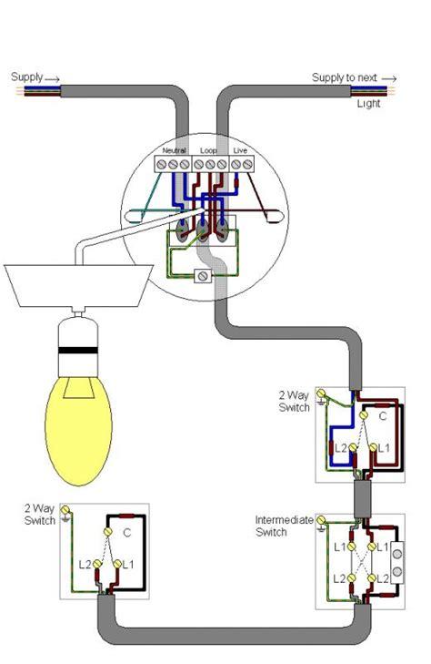intermediate light switch problem diynot forums