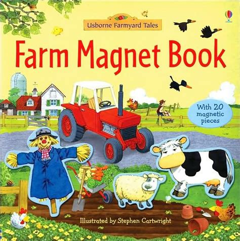 Barnes And Noble West Farms by Farm Magnet Book By Felicity Board Book Barnes
