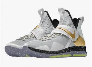 The Nike LeBron 14 is Now Available for Customization on ...  Nike