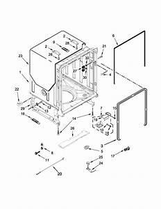 Maytag Mdb4949sdm2 Dishwasher Parts