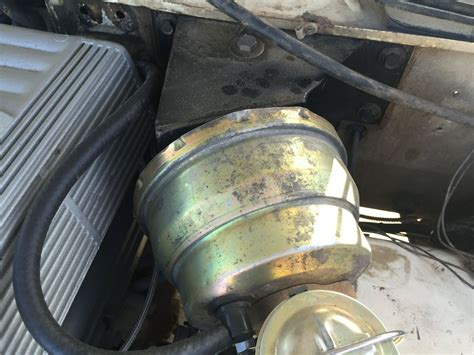 ford bronco brake booster bracket  fast lane truck