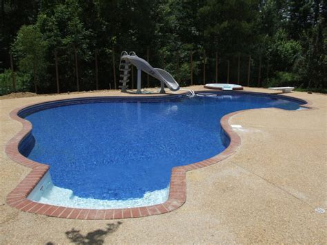 Paradise Pools And Spas, Livingston Pool, Castlewoods