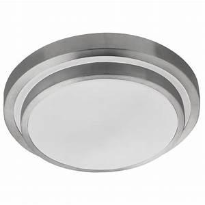 Searchlight, Bathroom, Led, Flush, Ceiling, Light, In, Brushed
