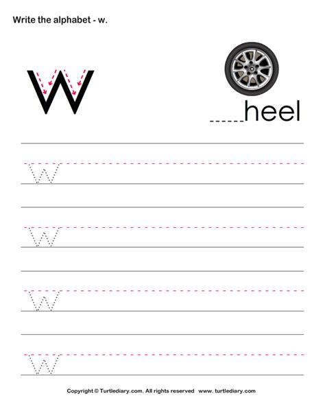 lowercase alphabet writing practice  worksheet turtle diary