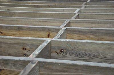 reinforcing deck rim  band joists deckscom