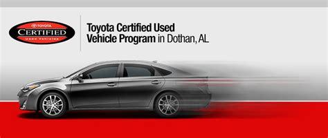 Toyota Dothan Al dothan al toyota certified used vehicles serving ozark