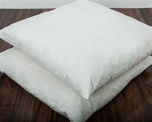 square euro continental duck feather pillow large cotton With european feather pillows