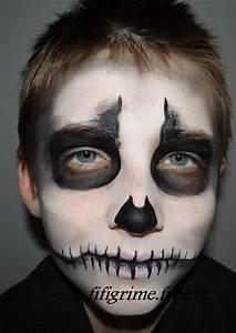Maquillage Garcon Halloween : r sultat de recherche d 39 images pour maquillage squelette maquillage halloween maquillage ~ Farleysfitness.com Idées de Décoration
