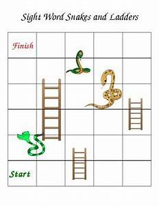 snakes and ladders custom word game template templates With make your own snakes and ladders template