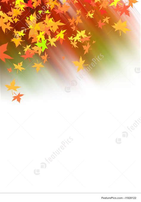 templates abstract autumn design stock illustration