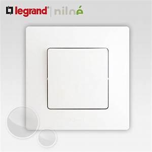 Bouton Poussoir Legrand Celiane : bouton poussoir legrand niloe pur blanc 664705 665001 ~ Edinachiropracticcenter.com Idées de Décoration
