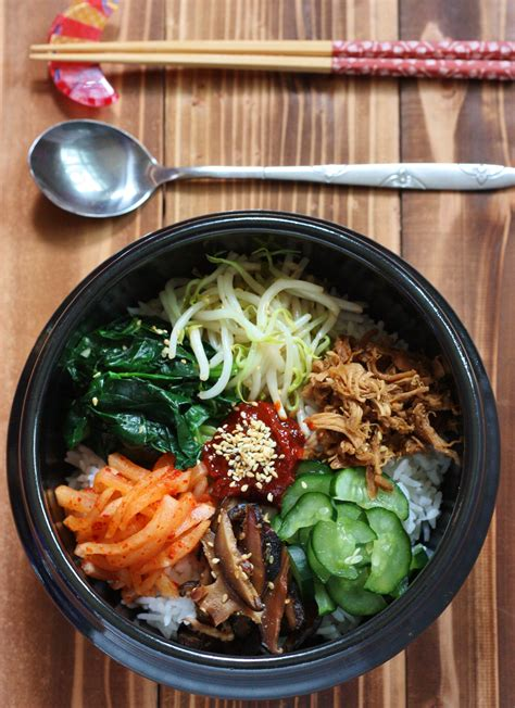 Korean food photo: Bibimbap - Maangchi.com