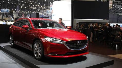 2018 Mazda6 Euro Spec Live From Geneva Motor Show