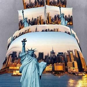 Maison Du Monde Housse De Couette : ordinaire housse couette maison du monde 1 housse de couette new york gratte ciels sur une ~ Teatrodelosmanantiales.com Idées de Décoration