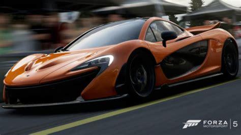 Forza 5 documents the splendor of the McLaren P1 - Autoblog