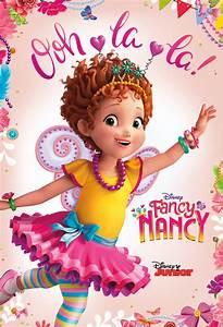 Fancy Nancy: Krista Tucker on Adapting the Books for Disney Junior | Collider  Fancy