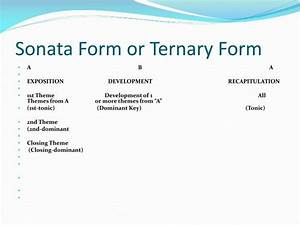 Ppt - Form And Notation Powerpoint Presentation