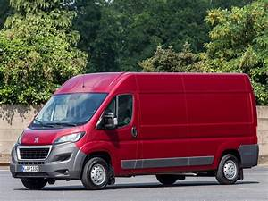 2017 Peugeot Boxer Gets Euro 6-compliant Diesel Engine