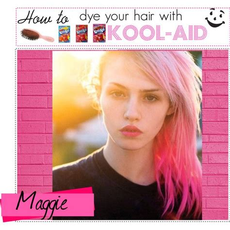 How To Dye Your Hair With Kool Aid By Box Of Tips On