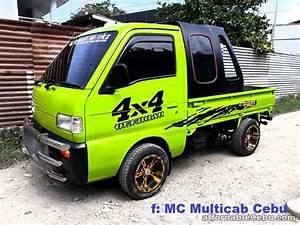 Suzuki Scrum Multicab Pick Up 4x4  Surplus Japan  For Sale
