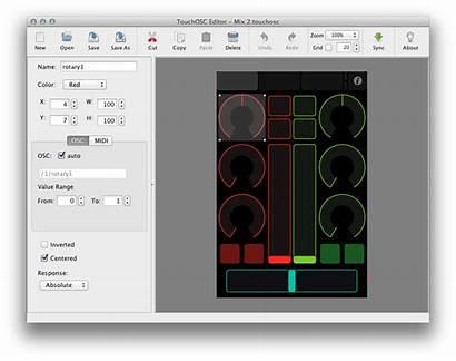 Editor Touchosc Mac Software Os Hexler Layouts