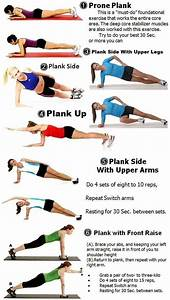 Plank Variations  Weekend Fit Tips And Fab List  Fitness