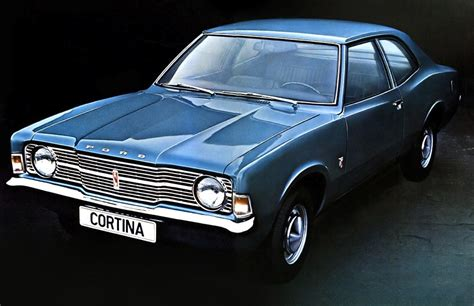 Ford Cortina Best Seller