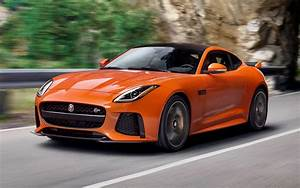 Jaguar F-Type SVR Coupe (2016) US Wallpapers and HD Images