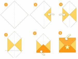 Comment Fabriquer Une Enveloppe : fabriquer une enveloppe tape par tape diy ~ Melissatoandfro.com Idées de Décoration