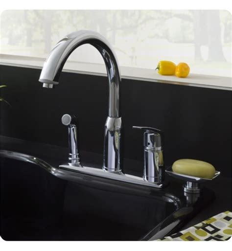 high arch kitchen faucet standard 4101301 arch single handle high arc