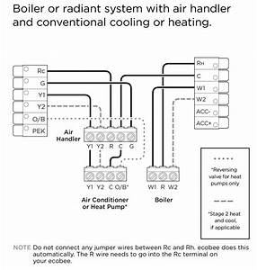 Thermostat Wiring Diagram On Honeywell Dual Thermostat