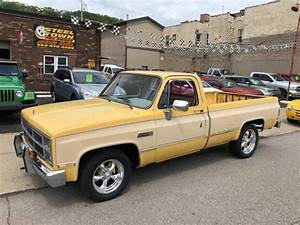 Used 1984 Gmc C  K 1500 Series K1500 4wd For Sale  With