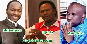 Photo: Nigerian Prophets Who Predicted Jonathan's Victory ...