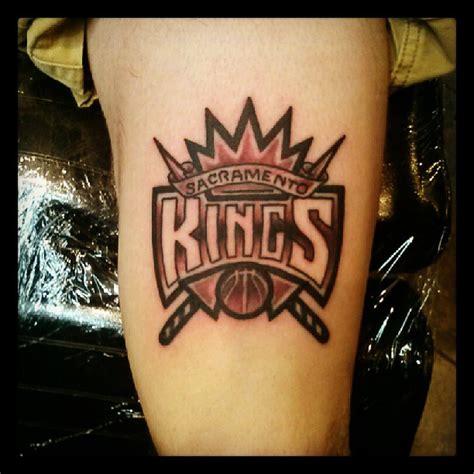 sacramento kings tattoo