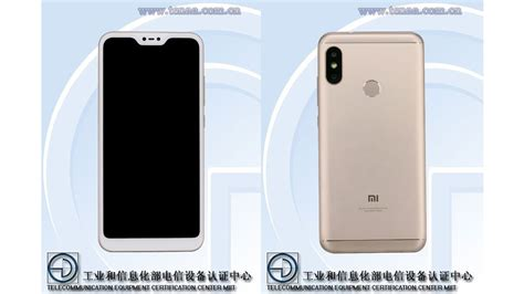 xiaomi redmi 6 to launch on june 12 front design revealed