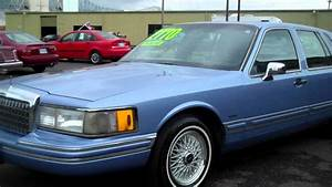 Wiring Diagram For 1994 Lincoln Town Car